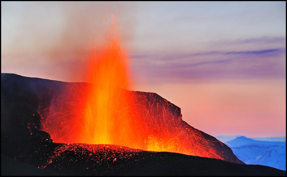 Fimmvörðuháls Eruption III