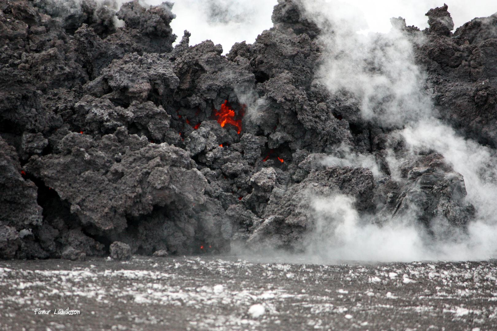 Fimmvörðuháls Iceland