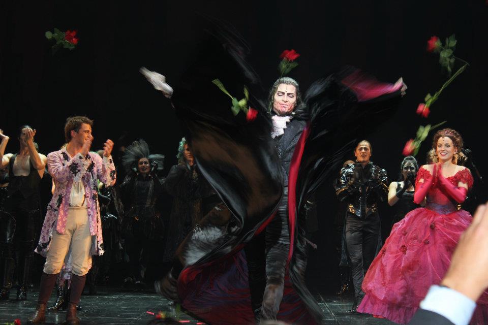 Final Curtain Call Tanz Der Vampire Stuttgart Foto Bild