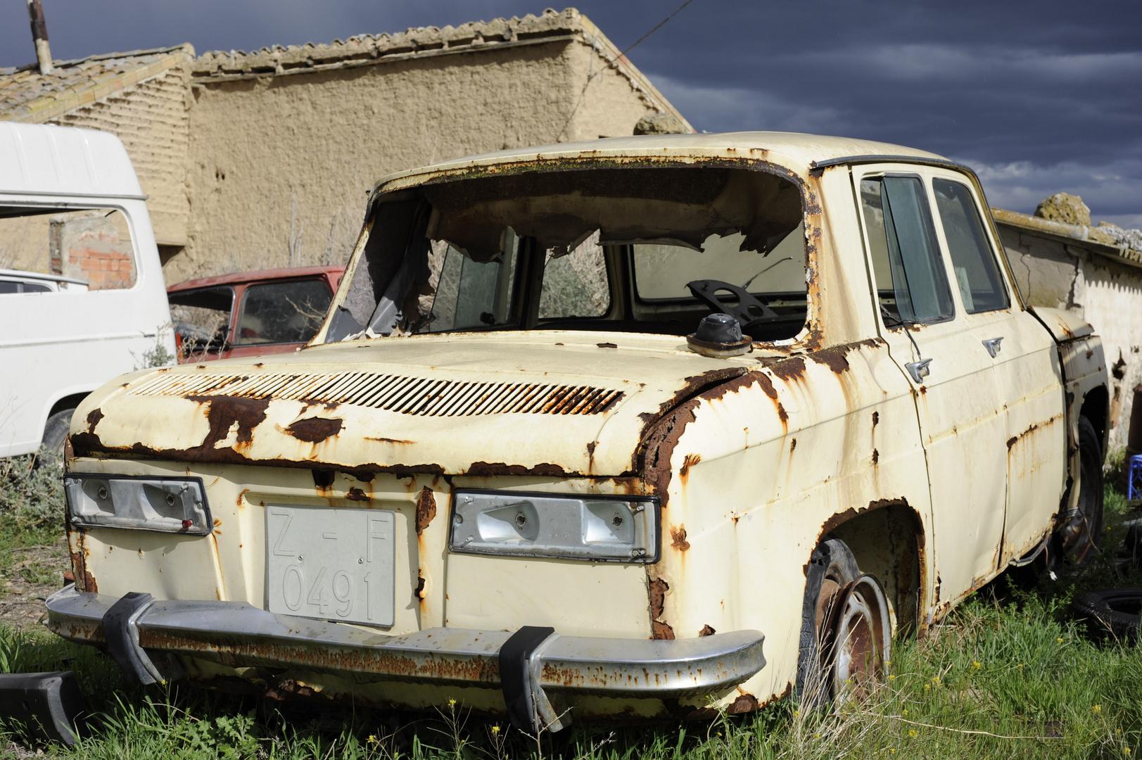 Final Renault 8