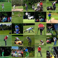 """Finale """"DM der Golfer mit Behinderungen"""". (alle Bilder unter http://www.picture-e.de)"""
