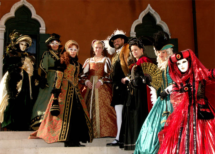 Finale mit Heinrich VIII. unterwegs
