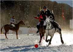 Finale Polo World Cup on Snow