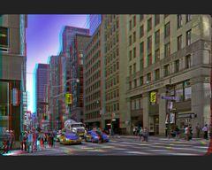 Financial District I 3-D