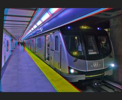 Finch Line 3-D