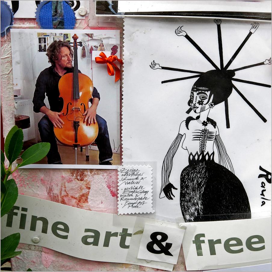 fine art & free