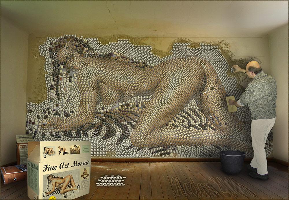 fine art mosaic foto bild x archiv bearbeitungsstudien ps spielereien bilder auf fotocommunity. Black Bedroom Furniture Sets. Home Design Ideas