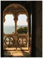 Finestra Manuelina.Torre de Belém