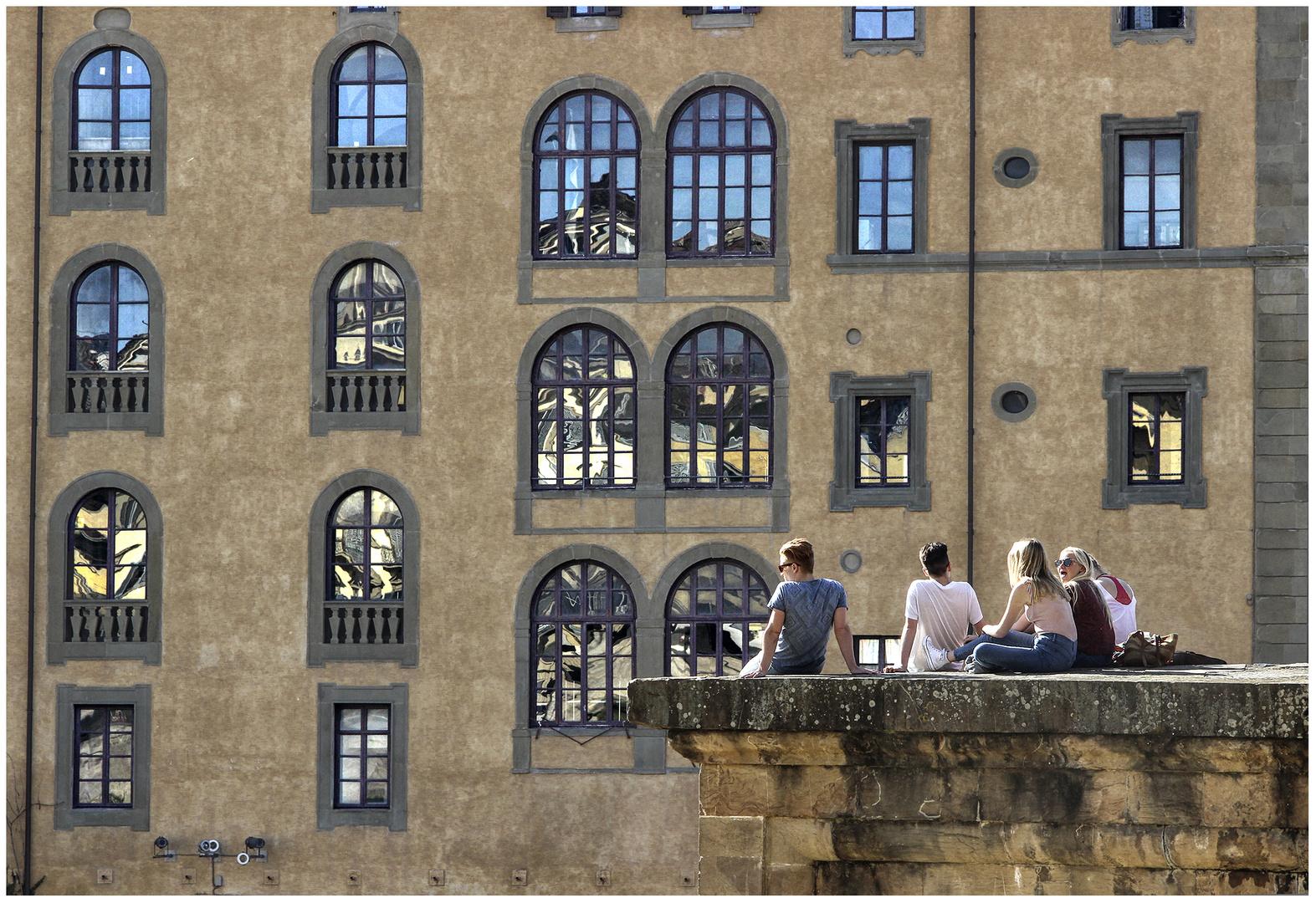 Finestre e balconi foto immagini firenze giovani finestre foto su fotocommunity - Finestre firenze ...