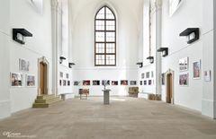 Fini - JAZZART - Ausstellung - Petrikirche Freiberg