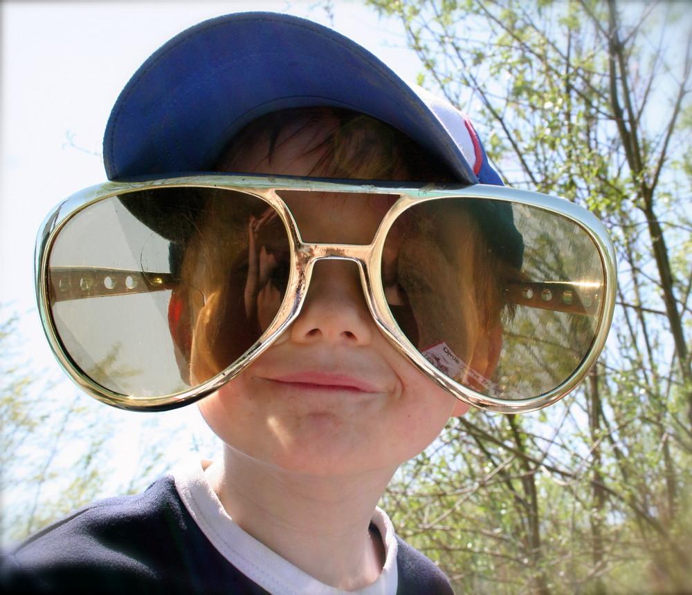 Finn hat den vollen Durchblick... ;)