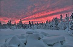 finnische Winterabende