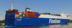 Finnsea mit Ziel Helsinki im NOK