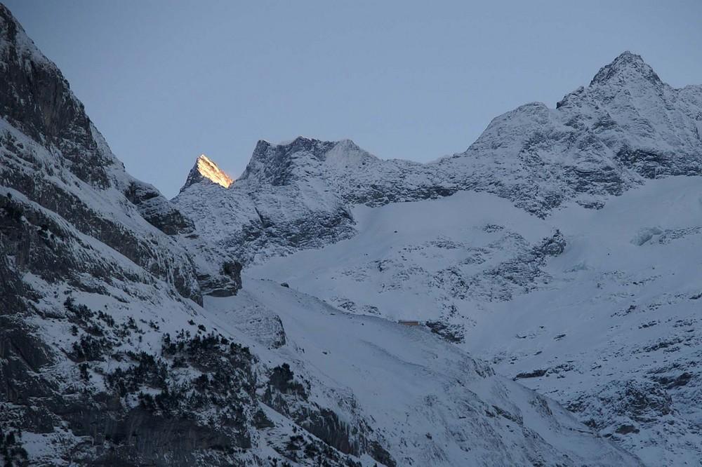 Finsteraarhorn; Grindelwald