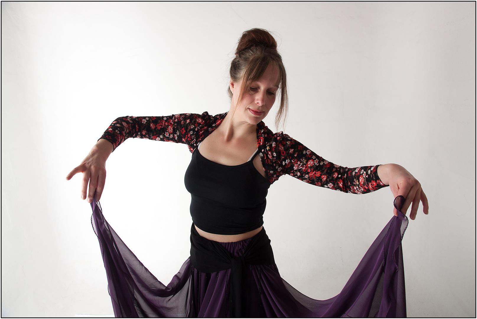 Fiona dancer
