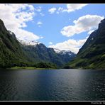 Fiordo - Gudvangen - NORWAY