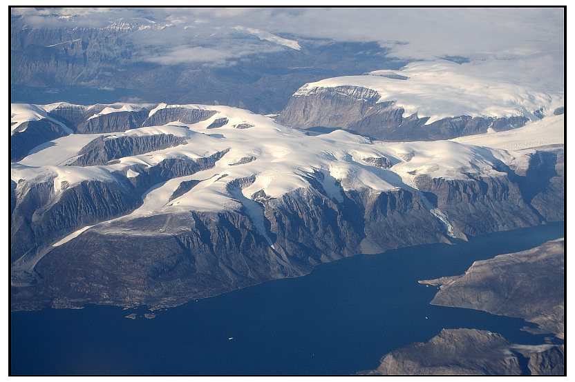 Fire and Ice - Greenland