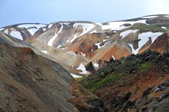 Fire and Ice in Landmannalaugar (Ende Juni 2012)
