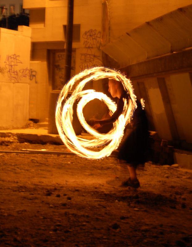 Fire Bolas 02