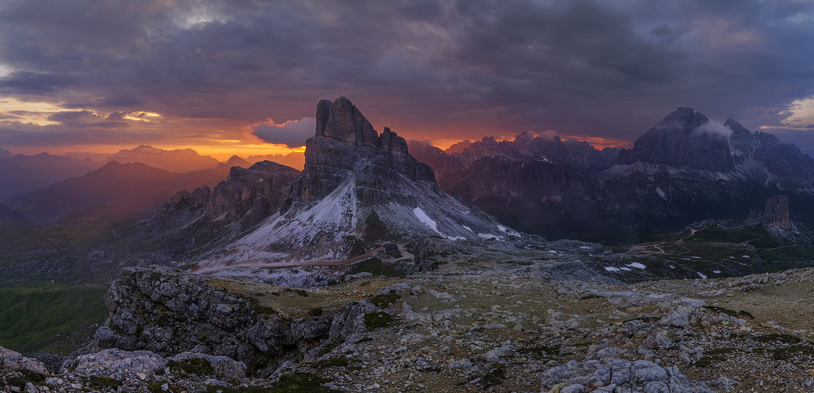 Fire Dolomity