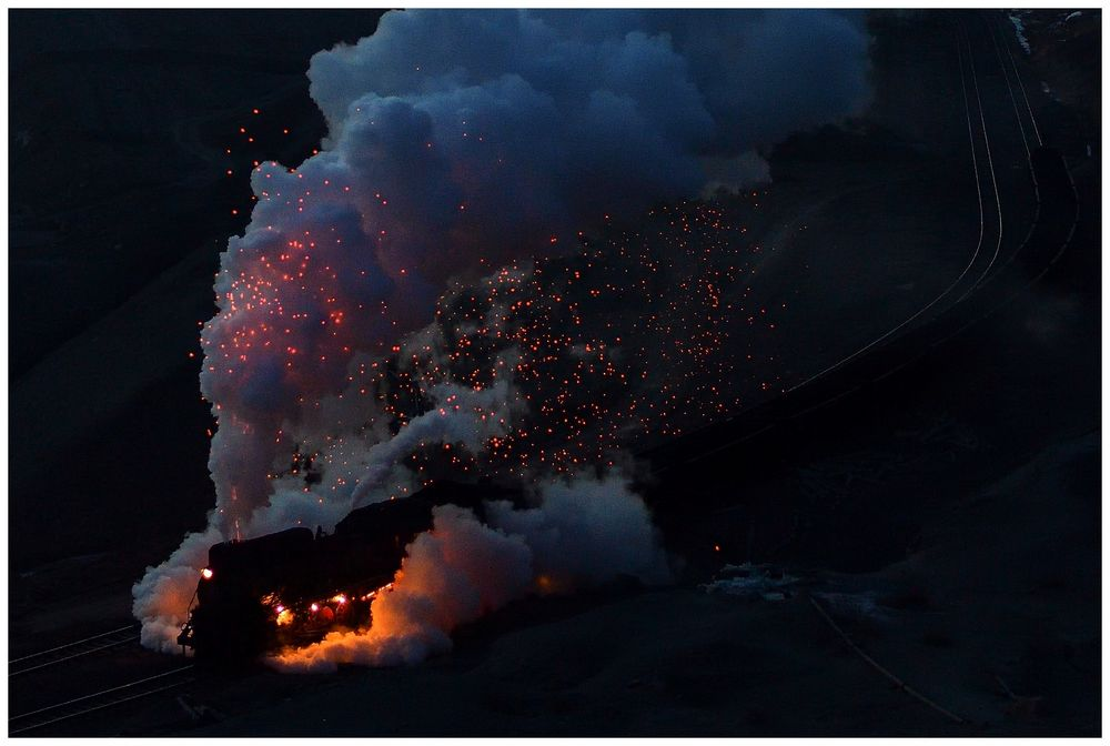 Fire in the Sky III - Der Altmeister-Schnitt