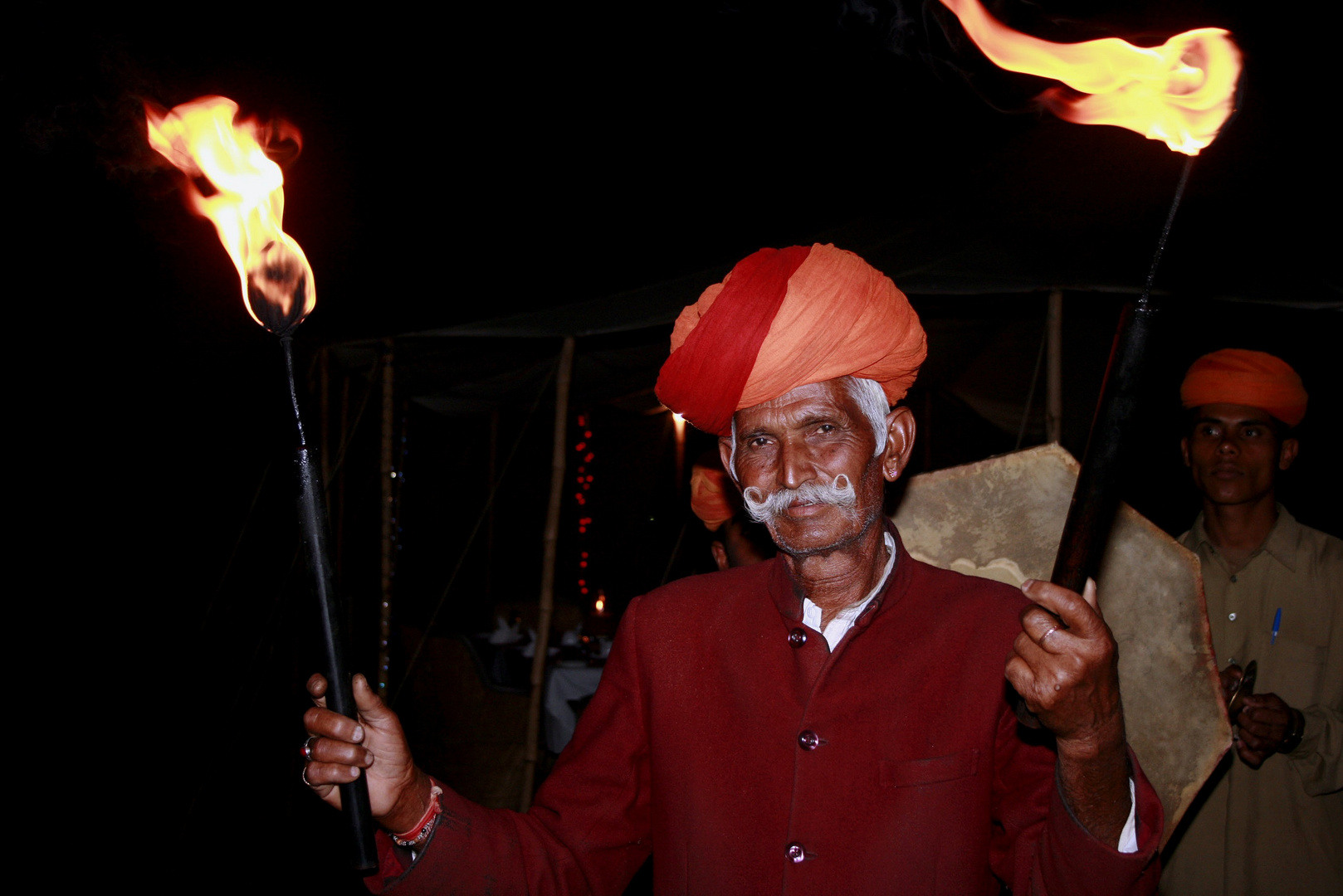 Fire of Rajasthan