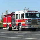 Fire Truck in Roseville CA