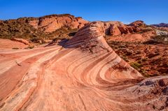 Fire Wave 3, Valley of Fire SP, Nevada, USA