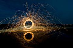 fire wheel double