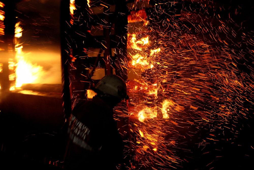 Firefighter in St.Johann im Pongau II