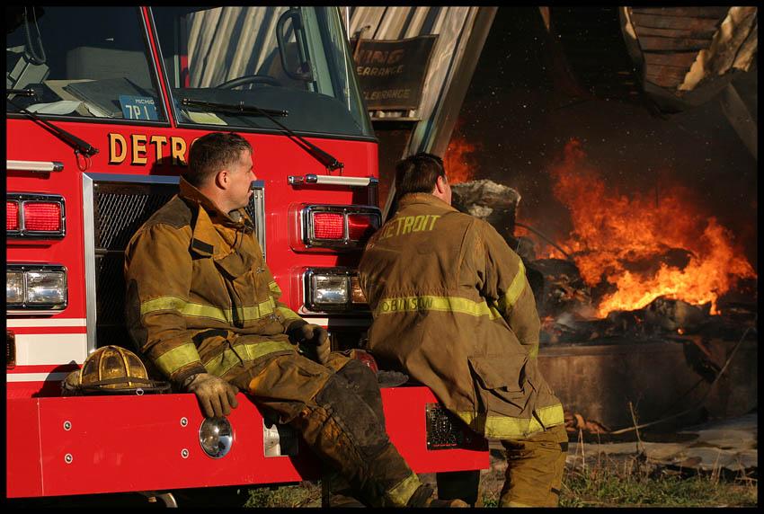 firefighters II