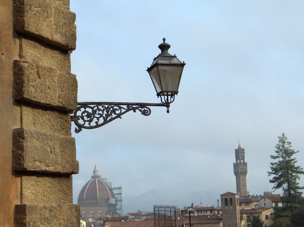 Firenze e la luce
