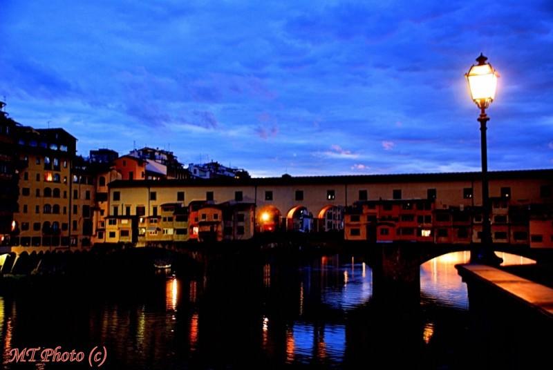 Firenze - Il Ponte che Dorme