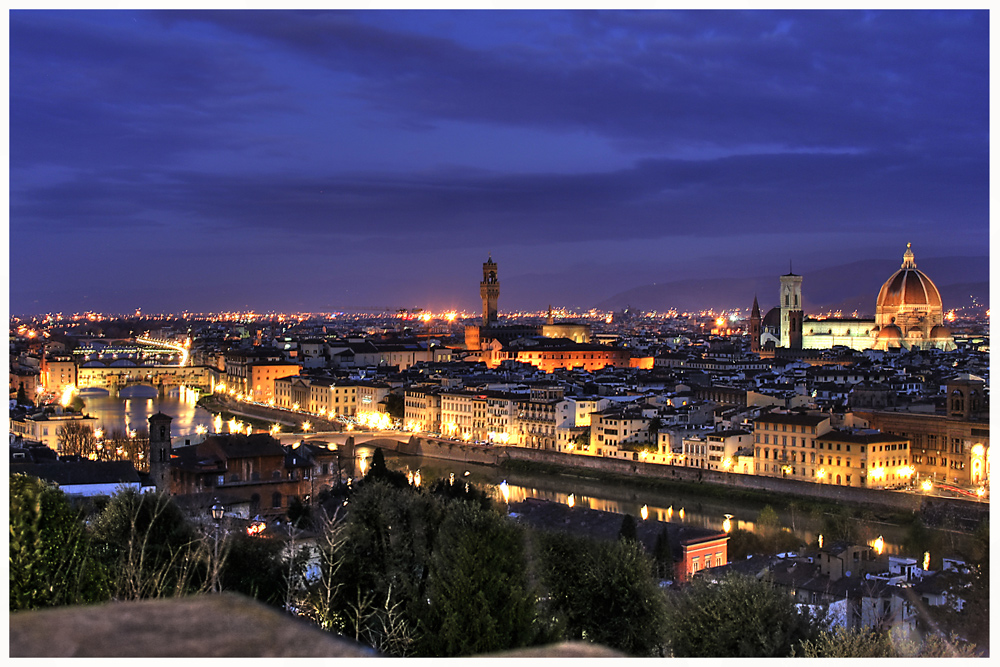 Firenze in HDR