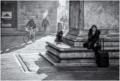 Firenze, p.za S.Trinita