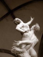 Firenze, Ratto delle Sabine