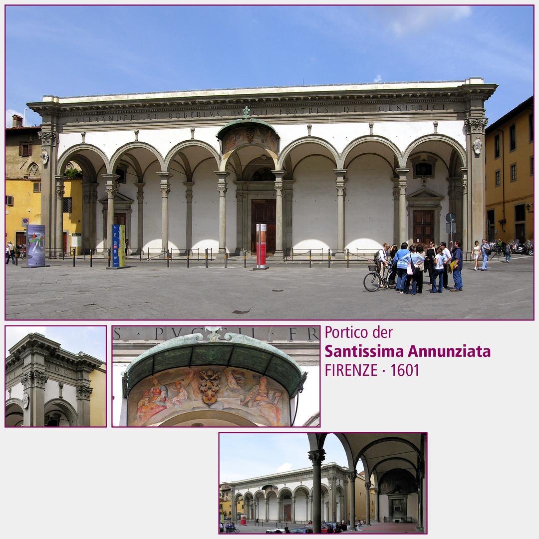 Firenze · Santissima Annunziata