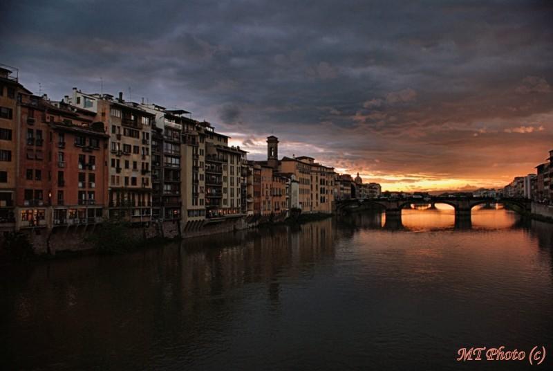 Firenze - Splendido Tramonto