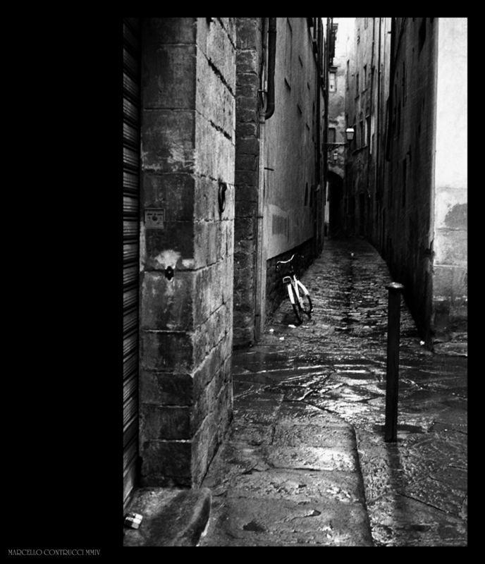 Firenze - Vicolo delle Bombarde