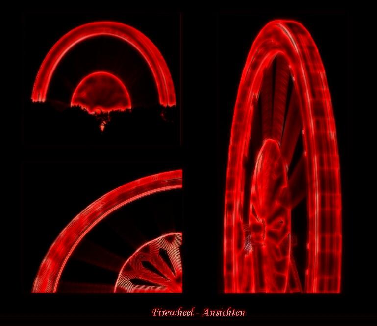 Firewheel - Ansichten