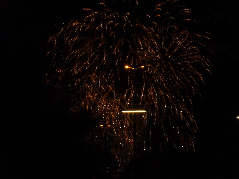 Firework @ Rheinkirmes Düsseldorf