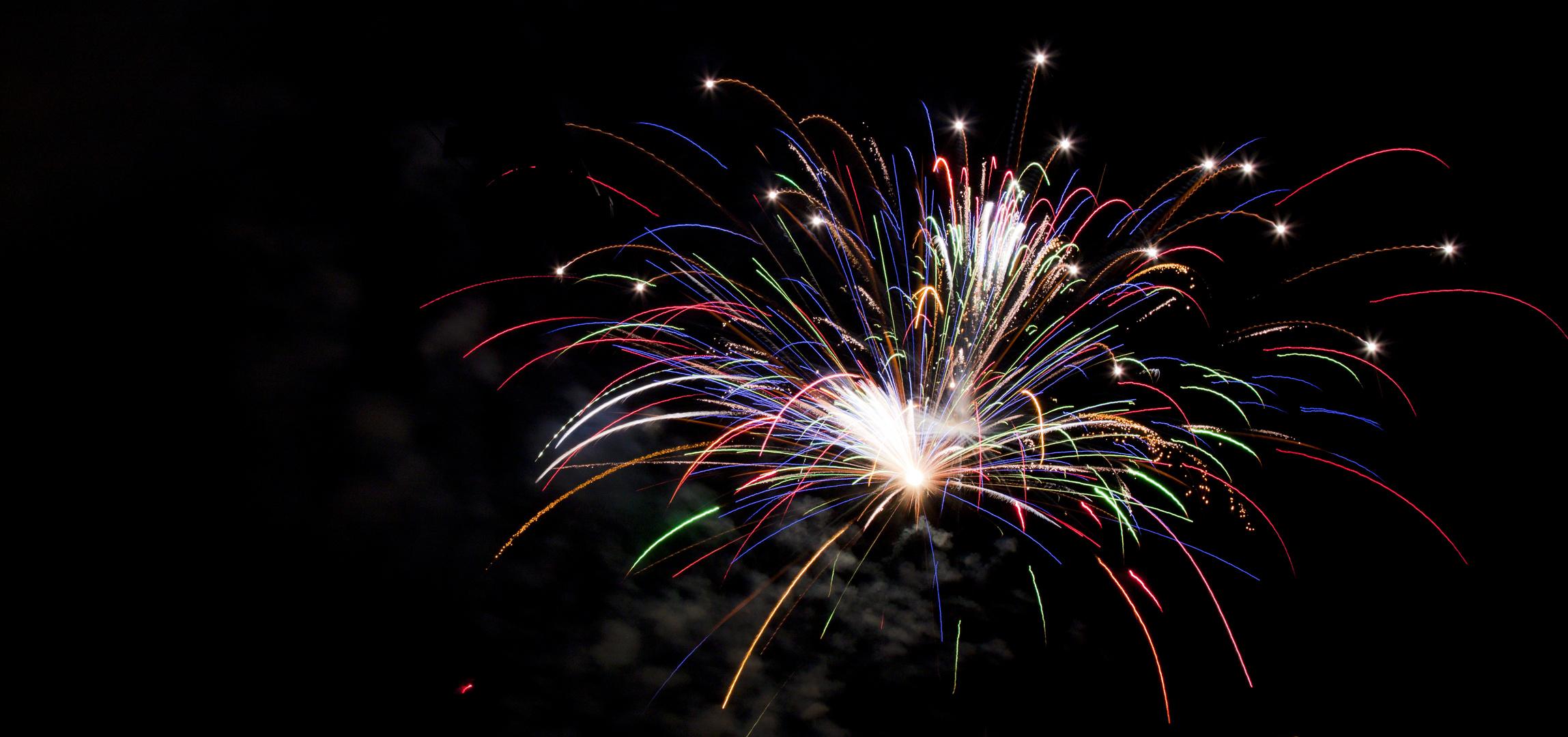Fireworks 2010 Annakirmes Düren