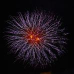 Fireworks like Universe
