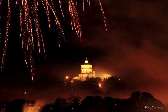 Fireworks - Monte dei Cappuccini