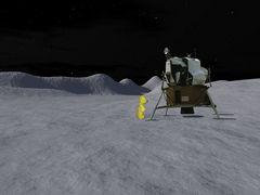 First Bear on Moon