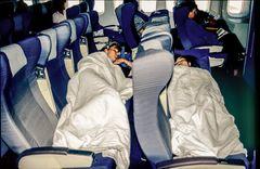 First Class Schlafkomfort
