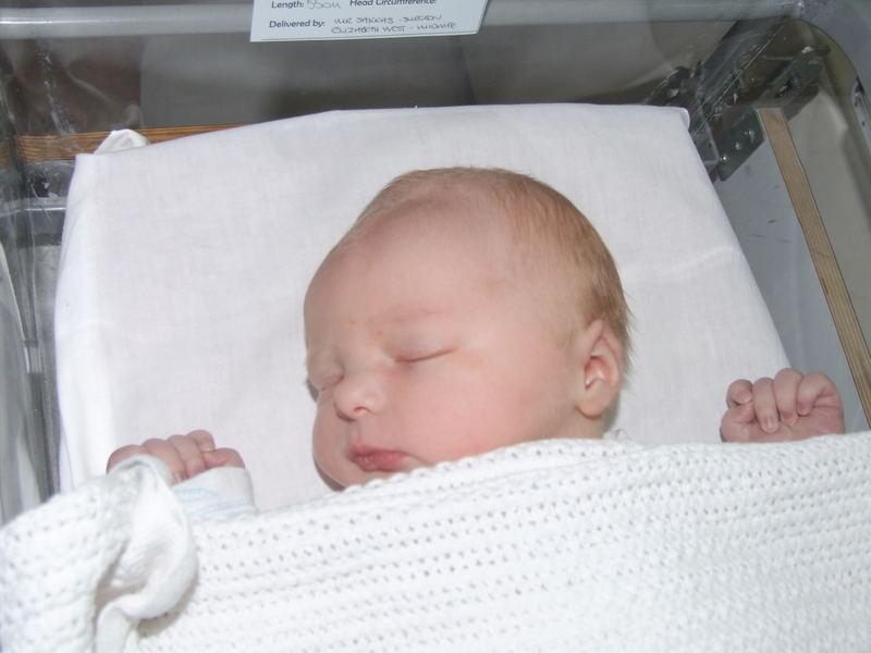first grandchild