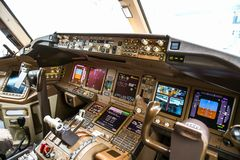 First Officer View