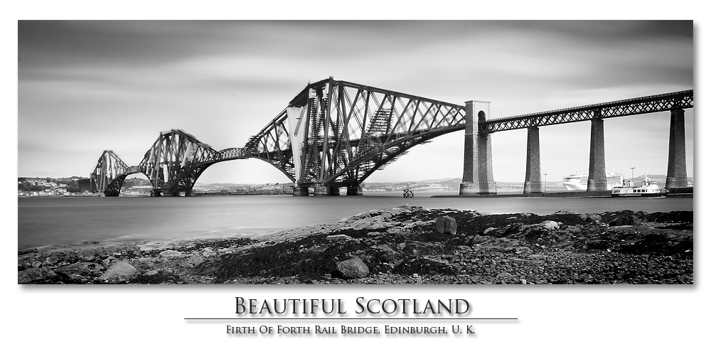 [ Firth of Forth Rail Bridge ]