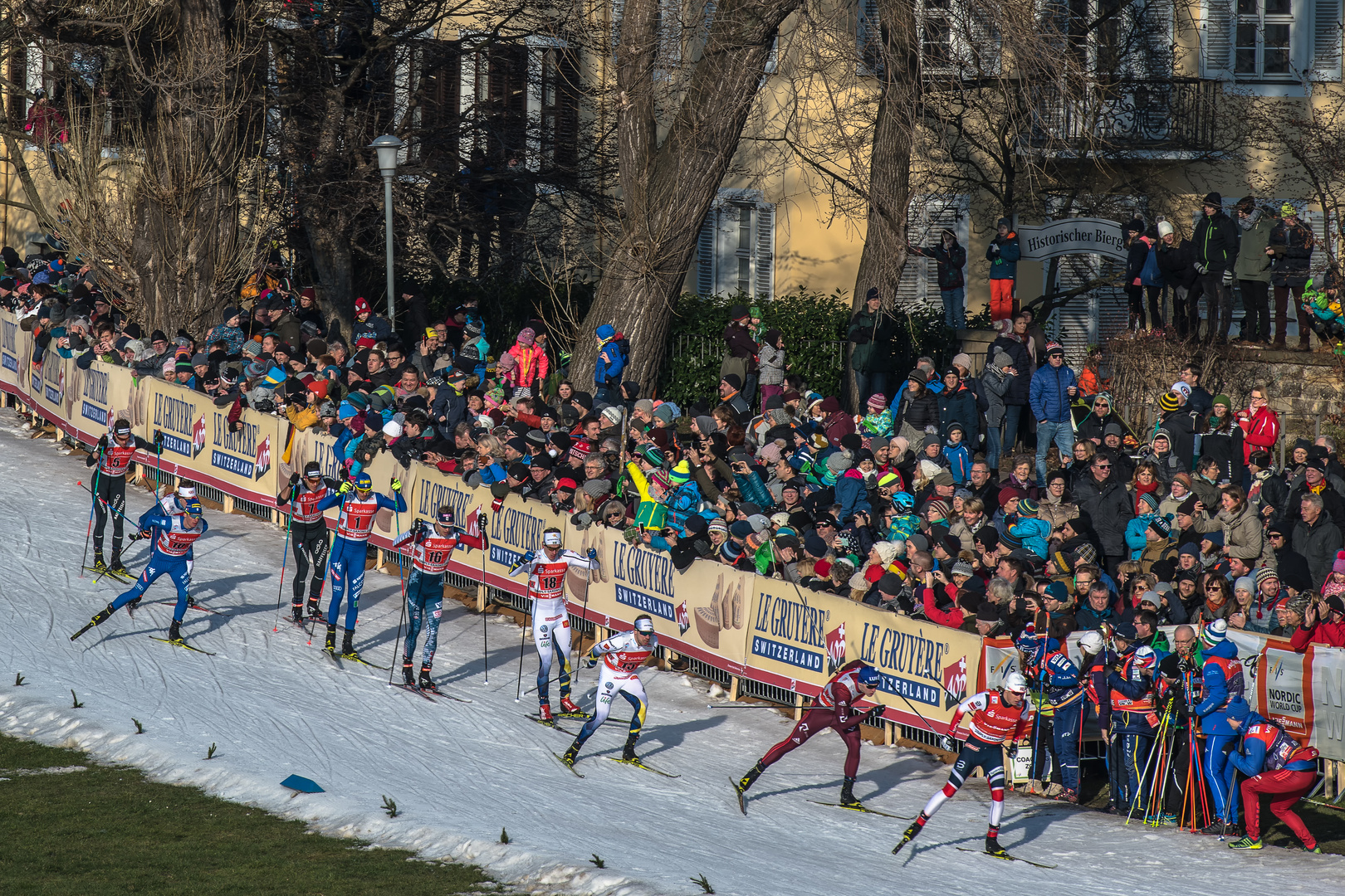 FIS Skiweltcup Dresden